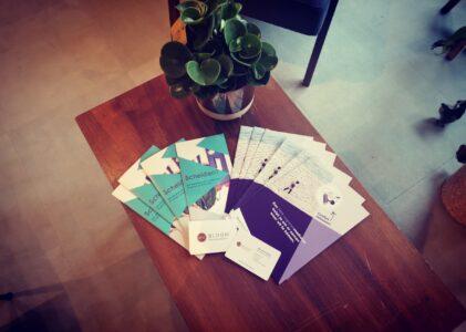 Brochure en Folder